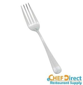 4 Tines Lafayette Heavyweight Dinner Fork Winco 0015-054 18//0 Stainless Steel
