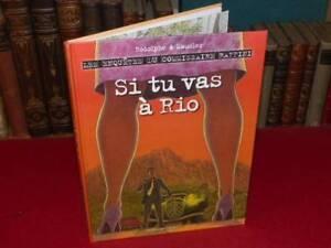 BIBLIOTHEQUE-H-amp-P-J-OSWALD-ALBUM-BD-COMMISSAIRE-RAFFINI-SI-TU-VAS-RIO-2010-EO