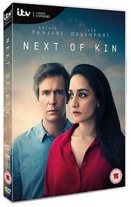 Details about NEXT OF KIN (2018): British ITV Crime Drama TV Season Series  - NEW R2 DVD not US