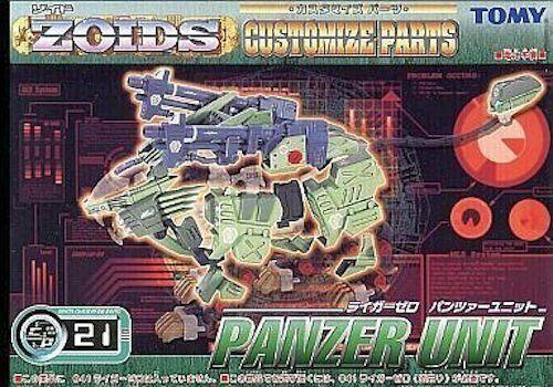 Zoids Zoids Personalizado piezas Liger Zero Panzer unidad CP21
