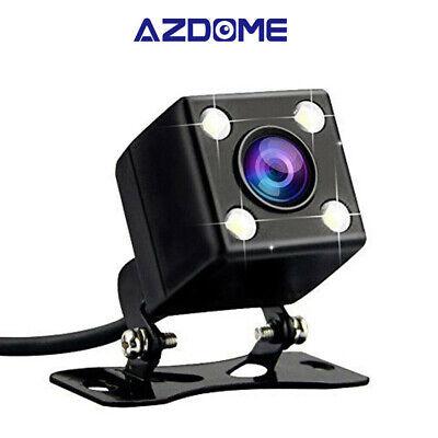 12LED Rückfahrkamera 170 HD CCD 12V wasserdichte Überwachungskameras Nachtsicht