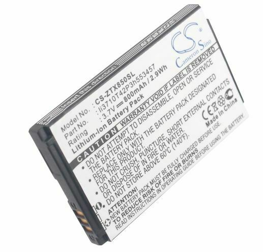 Li3709T72P3H553447 SmartPhone Battery for ZTE, VODAFONE & TELSTRA