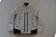 Timberland Light Technical Winter Ski Jacket Sz Small White/Silver
