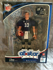 NFL.com All-Star Vinyl Eli Manning (Giants Dark Jersey) - PRISTINE BOX