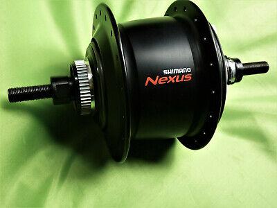 Shimano Nexus sg-c6001-8d 36 L Sw moyeu Disc Centerlock fahrradnabe Inter 8 Nouveau