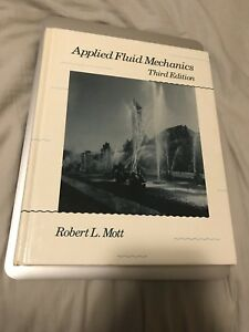 Applied-Fluid-Mechanics-Robert-L-Mott-Third-Edition-Hardcover