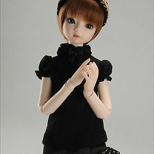 Karisa T Dollmore 1//4 BJD doll clothes MSD SIZE A1 Black
