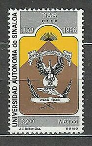 Mexico - Mail 1998 Yvert 1852 MNH