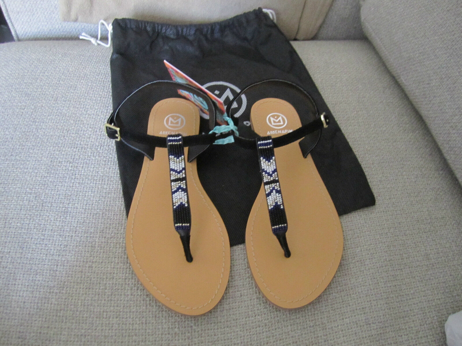 SANDALES AMENAPIH BY HIPANEMA ENTRE-DOIGTS 38 THONG SANDAL TAILLE 38 ENTRE-DOIGTS 96cf9a