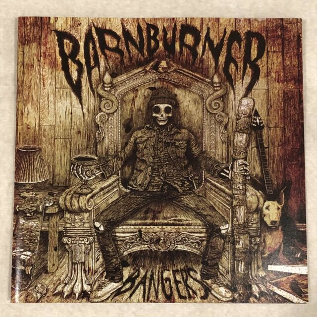Bangers by Barn Burner (CD, Feb-2010, Metal Blade) for ...