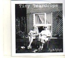 (DT15) Lizzie Nightingale, Tiny Teardrops EP - DJ CD