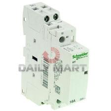 New Schneider A9c22715 Acti9 Ict Contactor 16a 1no1nc 220240v