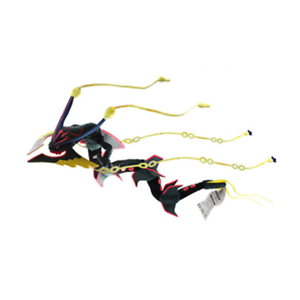 Pokemon-Mega-rayquaza-plush-doll-stuffed-toy-Christmas-birthday-33-039-83cm-black