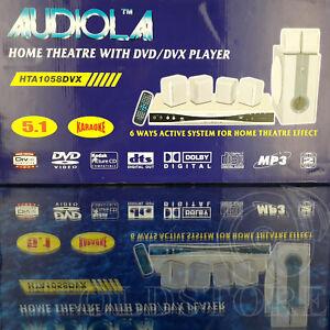 AUDIOLA-HTA-1058-DVX-HOME-THEATRE-SISTEMA-ATTIVO-6-VIE-CON-LETTORE-DVD-DVX