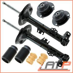 2x-Amortiguador-gas-top-Strut-mounting-dust-Cubierta-Delantera-Bmw-Serie-3-E36