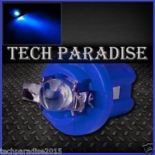 3x Ampoule B8.5D BX8.5D BAX10D ( T5 sur culot ) LED Bulb Bleu Blue Neo Wedge