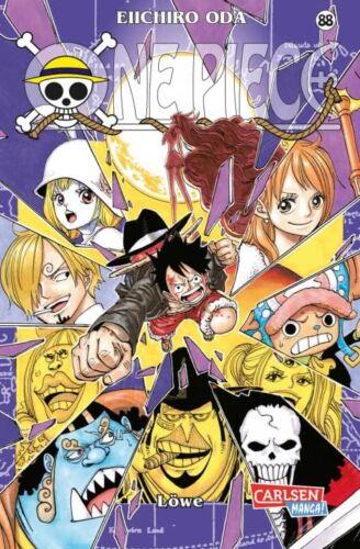 deutsch Carlsen Manga One Piece 88 Eiichiro Oda NEUWARE