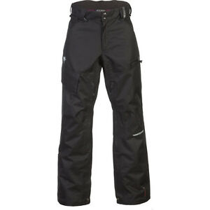 2015-NWT-MENS-HOMESCHOOL-THE-FOUNDRY-SNOWBOARD-PANTS-night-black-continuum