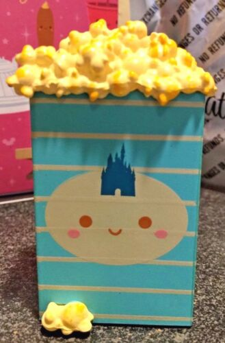 Kingdom of Cute Vinylmation Popcorn Bag Wonderground Gallery Vinyl w Box