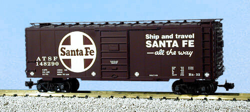 USA Trains G Scale Scale Scale R19200a Santa Fe Tuscan 6 ft. Panel Superior Door PS1 Box af3b6f