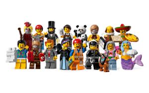 Lego-Figurine-Minifigure-The-Lego-Movie-1-Serie-71004-Choose-Minifig