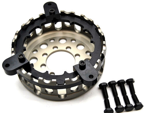 NEW Ducati 1098 1198 R s SP clutch basket bell drum  50µm hard anodized tool