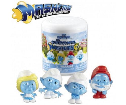 Mashems Die Schlümpfe The Smurfs  Dosen Überraschung