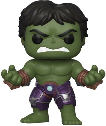 Funko-Pop Marvel Avengers Game-Hulk Brand New in Box