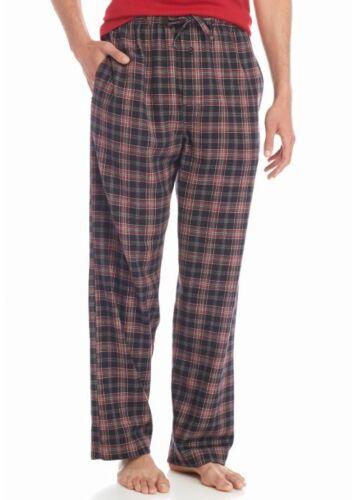 ebony Red M Flanella Pajama Plaid Lounge Pants Saddlebred Nwt Mens Sleep w4ZAIxWqf