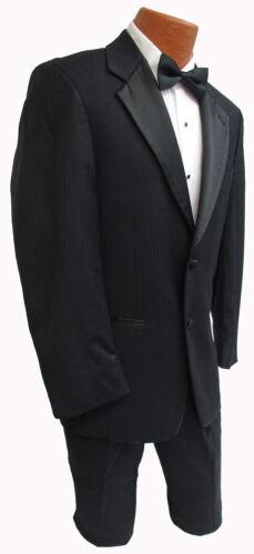 Boys Size Black Joseph Abboud Tribeca Tuxedo with Pants Wedding Ringbearer