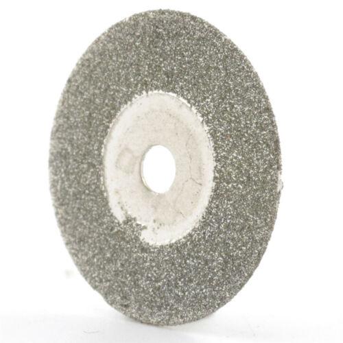 10Pcs Diamond Cutting Wheel 16mm Cut Off Discs Coated Rotary Tools for Dremel