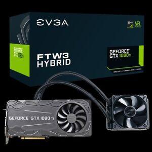 Details about EVGA GTX 1080 Ti FTW3 HYBRID- BRAND NEW