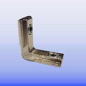Innenwinkel Nut 6 Alu Profil 20 Bosch Raster Aluminiumprofil Strebenprofil ★★★★★