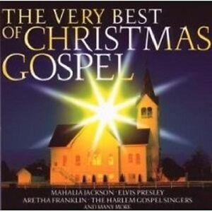 The-very-best-of-Christmas-gospel-CD-avec-perry-como-NEUF