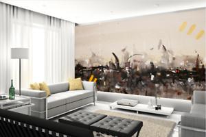 3D Kunstgefühl Malerei 85 Tapete Wandgemälde Tapete Tapeten Bild Familie DE