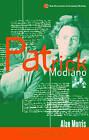 Patrick Modiano by Alan Morris (Paperback, 1996)