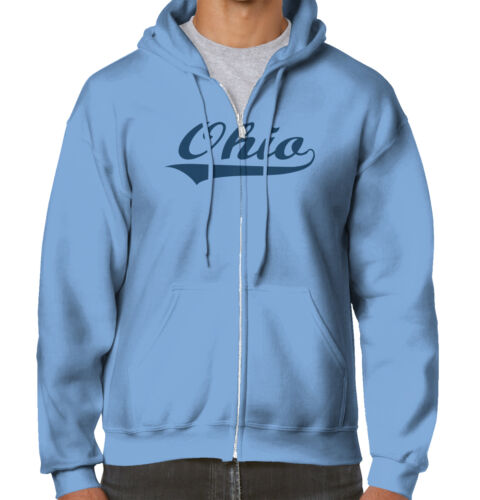 Ohio State Pride College University Hometown Apparel Zip Hoodie