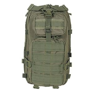 Voodoo Tactical Level III Assault Pack Hiking Hunting Camping Backpack MOLLE OD
