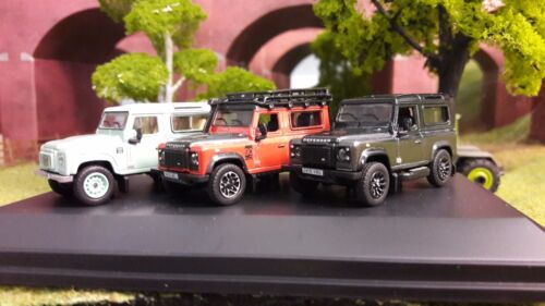 176 OO Land Rover Defender TDCi 90 Heritage Green Adventure Autobiography x3
