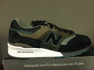 New Balance 997 Made In USA Black Green Men Limited M997PAA NEW 2019 | eBay