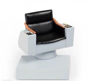 Details about Star Trek Captain Kirk Bridge Command Chair Replica!  Discontinued RARE