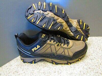 Fila Mens at Peake 20 Running Shoes