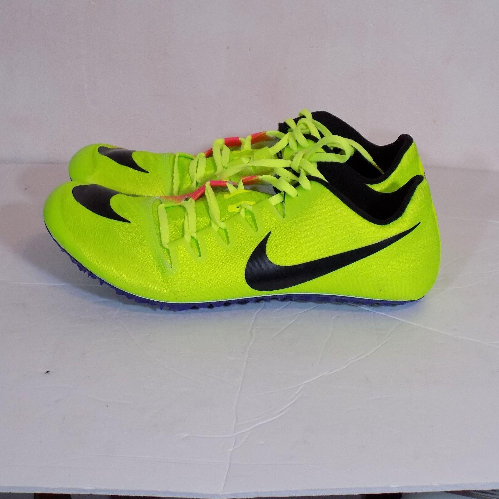 Nike spitzen mens zoom - fliegen, 3. rio leichtathletik - spitzen Nike - volt - 882032-999 keine spikes fc08b6