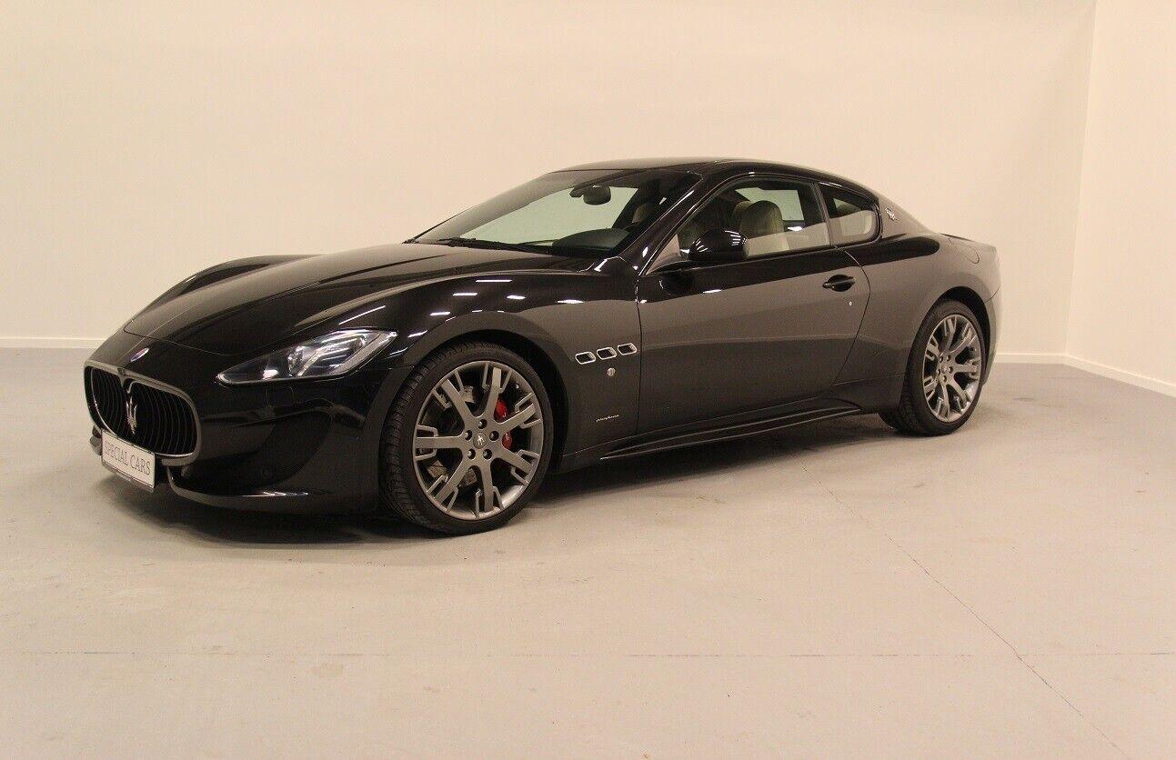 Maserati GranTurismo 4,7 Sport Automatic 2d
