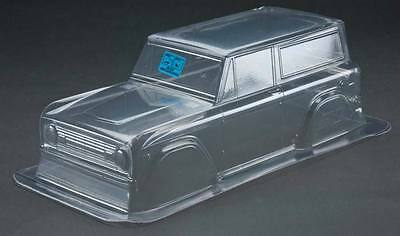 Pro-Line 1973 Ford Bronco Clear Rock Crawler Body 3313-60 PRO331360
