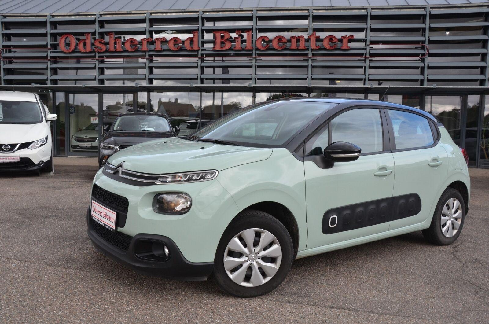 Citroën C3 1,6 BlueHDi 75 Cool 5d - 88.950 kr.