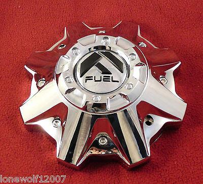 Fuel Offroad Wheels 1004-37 Chrome Wheel Center Cap