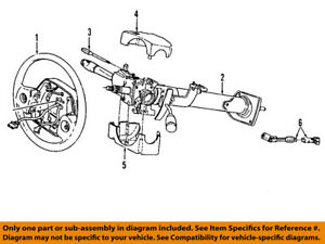 image is loading dodge-chrysler-oem-05-08-ram-2500-steering-