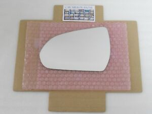 LD690 Replacement Mirror Glass for 2015-2018 HYUNDAI ELANTRA Driver Side Left LH