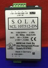 Sola Scl 10t512 Dn Power Supply